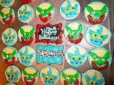 Skylander Cookies