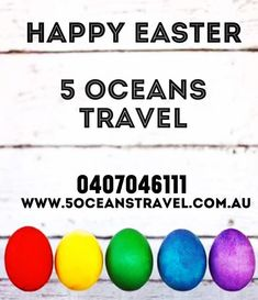 Happy Easter #easter #easterbunny #travel #travelagent #travelagency #luxury #luxurytravel #goals #eastereggs
