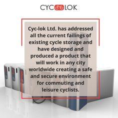 Find a Cyc-Lok Parking Station Close to You: Cyc-Lok at Pearse Street Station, Dublin or Cyc-Lok at Heuston Station, Dublin Bike Locker, Transport Hub, Cycle Storage, Parking Solutions, Bike Parking, Look Here, Cyclists, Dublin, Lockers