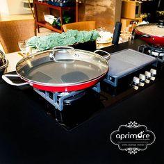 Praticidade e elegância para seu espaço gourmet, elabore seu projeto em grande estilo...tudo na aprimore! #listadecasamento #love #luxo #aprimoreeletro