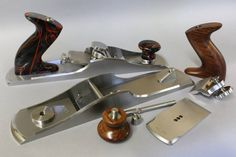 Woodworking Planes, Woodworking Machinery, Woodworking Tools, Wood Plane, Antique Tools, Cool Tools, Tool Design, Tool Box, Hand Tools