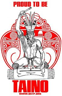 The Voice of the Taino People Online: Taíno Artist Donates Images to Confederation