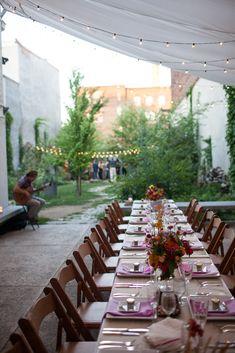 Maas Building Wedding // Birchtree - Hazel Photo Weddings - diy inspiration banquet style philadelphia
