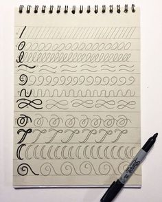 This Hand Lettering for Beginners Guide will give you 5 tips for getting started, from choosing materials to producing a finished piece.