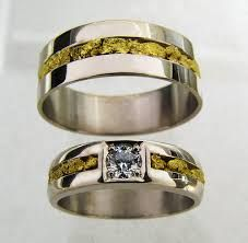 If you take a look at wedding bands today, you will find that tungsten wedding rings give you a very sleek and contemporary look at an affordable rate.