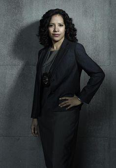 Zabryna Guevara is Capt. Essen of the GCPD Homicide Unit. Zabryna Guevara, Fox Now, Gotham Tv Series, Fox Series, Fall Tv, Gotham Batman, Series Premiere, It Cast, Image