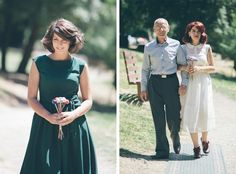 """#wedding hair #wedding hairstyles #vintage hair #romantic hair  #wedding makeup #wedding inspiration   Hair and Makeup by Rebecca Paris """"The girl in the green scarf"""""""