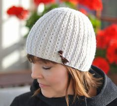 Onnellisten Tähtien Alla: Rinsessa -pipo Knitted Hats, Knit Crochet, Winter Hats, Hoodies, Knitting, Crafts, Berets, Beanies, Crocheting
