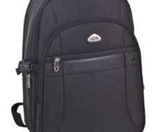 pro alto e avante R$150,00 Se você quer viajar com seu notebook de forma executiva e elegante, compre essa mochila e pro alto e avante.36*47.5*19cm