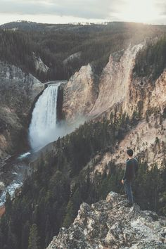 Yellowstone National Park Luke Gram
