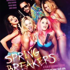 Who else can't wait to see @springbreakers? i know i cant <3