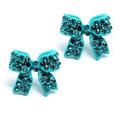 Cute! I love the bright blue color.