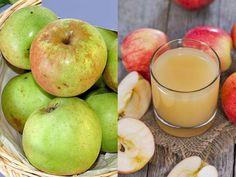 Apfel-Rezepte: Apfelsaft mit dem Bohnapfel selber machen