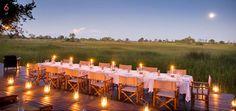 Wedding Inspiration ~ African Bush Wedding
