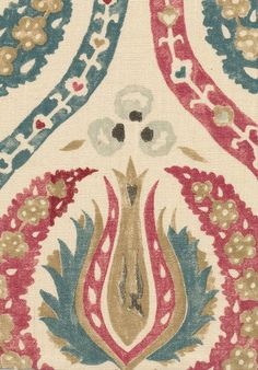 Benaki Fabrics from our Big Prints range