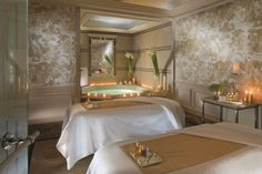Hotel George V. Spa. Paris.
