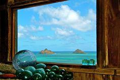 Room with a view - Mokulua Twin Islands, Lanikai