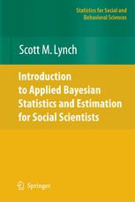 #newbook: Introduction to Applied Bayesian Statistics and Estimation./ Scott M. Lynch Springer.  http://solo.bodleian.ox.ac.uk/OXVU1:LSCOP_OX:oxfaleph020638575