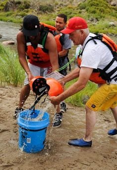 There's still time to register for the Battle of the Bighorn whitewater rafting challenge on the Arkansas River on Sunday, July 7, with Echo Canyon River Expeditions in Canon City, Colorado. Fun and FUNNY!