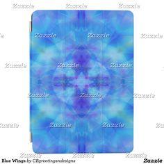 Blue Wings iPad Air Cover