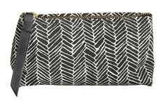 Entwined Pencil Cosmetic Bag