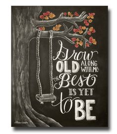 Wedding Chalkboard Sign Wedding Decor Chalk Art Print Typography Hand Drawn Tree Swing Wedding Sign Chalkboard Art Love Quote Anniversary on Etsy Chalkboard Print, Chalkboard Lettering, Chalkboard Designs, Chalkboard Wedding, Chalkboard Quotes, Chalkboard Ideas, Anniversary Chalkboard, Chalkboard Doodles, Chalk Wall