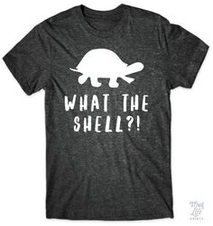 What The Shell
