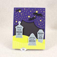 Something Wicked Card (Lizzie Jones)