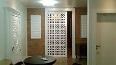 De Casa Pronta - Criciúma.. Estande @eder.unidoors #elite #cortes #design #feira #casa #pronta