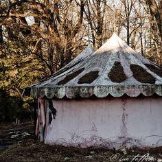 "Maryland's abandoned ""Enchanted Forest"" theme park"