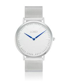 Lord Timepieces – Classic Silver