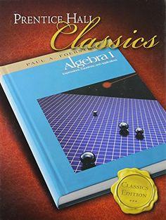 high school algebra textbook pdf