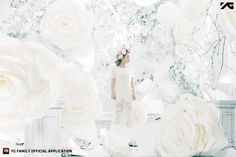 [PHOTOS] Lee Hi - Rose MV