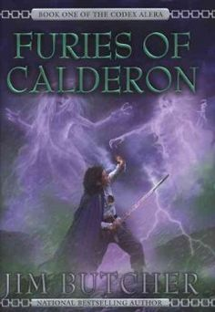 Book 1 in the Codex Alera series. Tons of magical war.