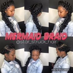 @thedashhh asked me to slay this style for her  if you know the name of the stylist who started this beautiful braided style please tag her  inspired by @leelee.moehair