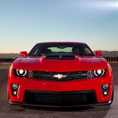 Chevy Camero - Pure American Muscle