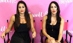 'Total Divas' Brie  Nikki Bella Talk About Fighting TheKardashians