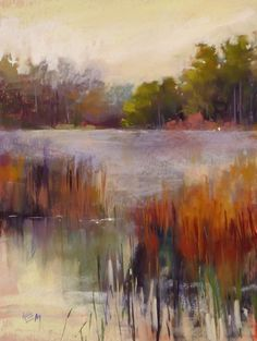Three Steps to a More Fulfilling Year of Art, painting by artist Karen Margulis