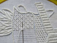Hardanger Embroidery, Embroidery Patterns, Hand Embroidery, Cat Cross Stitches, Hello Kitty Wallpaper, Bead Loom Patterns, Christmas Cross, Loom Beading, Projects To Try
