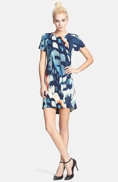 "Wayf Crepe Shift Dress | Nordstrom $58  Just call me ""Stacy"""