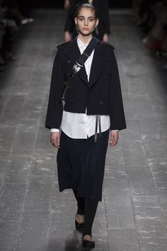 Valentino Fall 2016 Ready-to-Wear Fashion Show - Romy Schoenberg