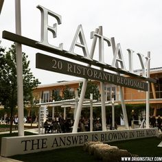 #Eataly @ #EXPO2015 #Milano. You can taste food from 20 regions in Italy in one place! #EXPO2015 #MILANO. ORIGINS ITALY www.originsitaly.com #originsitaly #Italy #Italia #italie #expo #expomilan #expomilano #milan #ig_italia_expo2015 #Lombardy #Lombardia #northernitaly #travel #genealogy #genealogia #worldsfair #ig_italia #instaexpo #italia365 #instaitalia #instamilano #exhibit #food