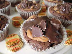 Sinful Brownie Cupcakes