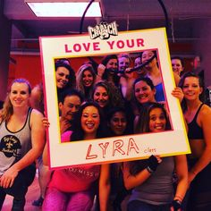 Love Your Lyra #LoveYourWorkout