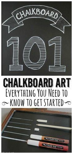 Chalkboard 101 Art Tutorials #handlettering #chalkboardart #lettering #calligraphy #tutorials #calligraphytutorial #handletteringtutorial #chalkboardtutorial #chalkboardlettering Chalkboard Art Tutorial, Chalkboard Hand Lettering, Chalkboard Doodles, Chalkboard Art Quotes, Chalkboard Writing, Chalkboard Markers, Chalkboard Drawings, Chalkboard Designs, Chalkboard Ideas