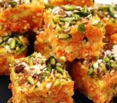 Indian carrot fudge