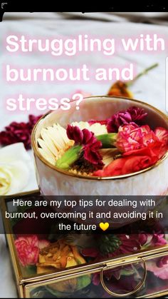 "Mental burnout and exhaustion is a common phenomenon - especially in our ""constantly on"" lives. If you suffer from burnout or mental exhaustion, here are my tips for overcoming it Healthy Life, Healthy Living, Health And Wellbeing, Self Care, How Are You Feeling, How To Get, Board, Creative, Tips"