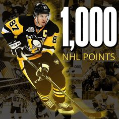 "9,682 Likes, 153 Comments - NHL (@nhl) on Instagram: ""Welcome to the club, Sid. #Crosby1000"""