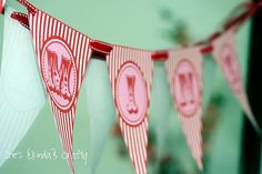 Free Valentine's Day Banner and other printables