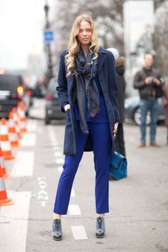 Click through to see all of our favorite street styles looks from Paris Haute Couture Week!